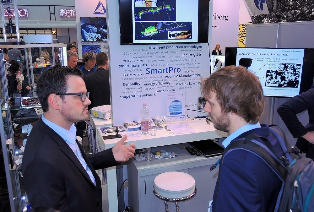 SmartPro at Hannover Messe 2019