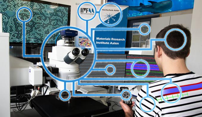 Künstliche Intelligenz in der Materialmikroskopie