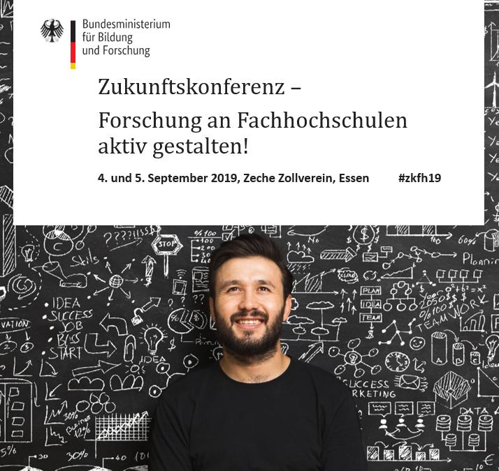 Zukunftskonferenz – Forschung an Fachhochschulen aktiv gestalten!