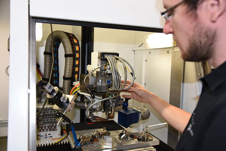 Grünes Licht im LaserApplikationsZentrum der Hochschule Aalen: neue Impulse für SmartPro und weitere Kooperationsprojekte