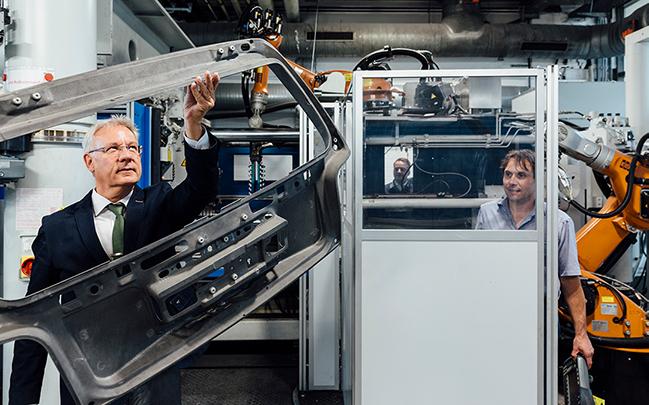 """""""Wir haben, was Tesla braucht"""": Druckguss ist ein Zukunftsthema in SmartPro"""