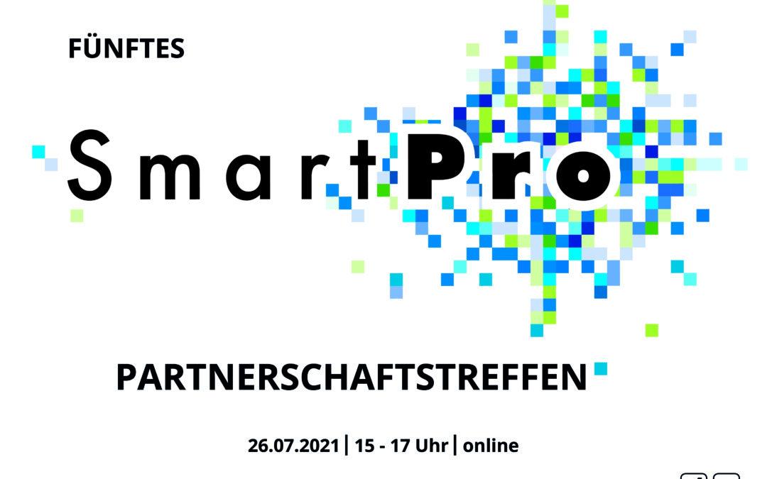 REGISTRIERUNG OFFEN – Fünftes SmartPro-Partnerschaftstreffen der Hochschule Aalen am 26.07.2021