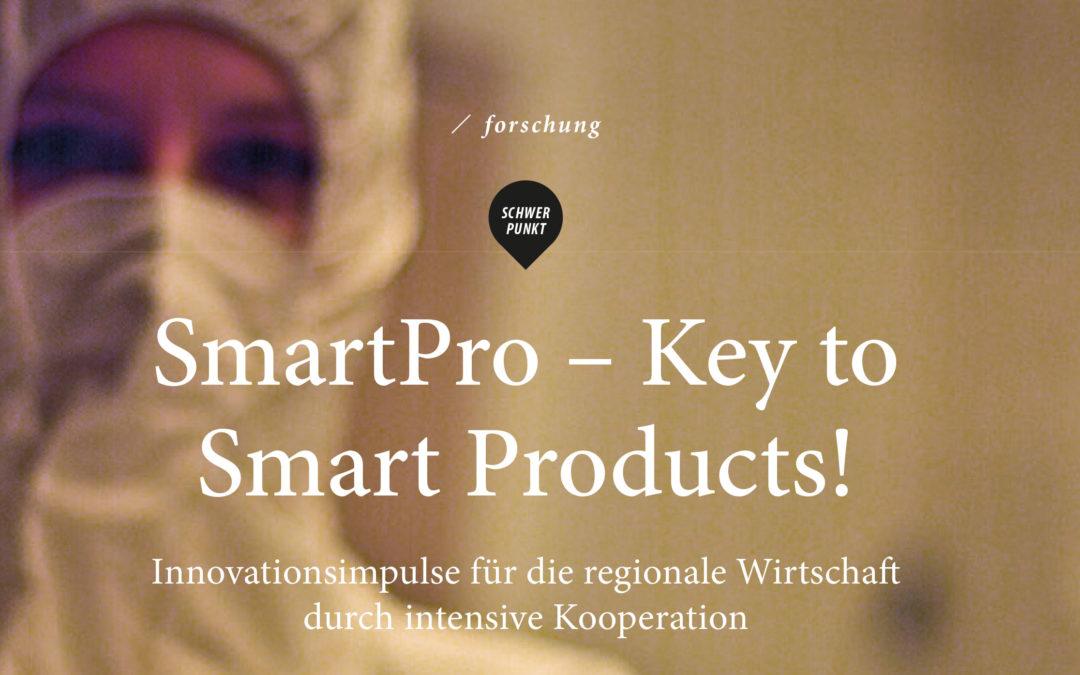 SmartPro in der aktuellen Ausgabe des Hochschulmagazins limes