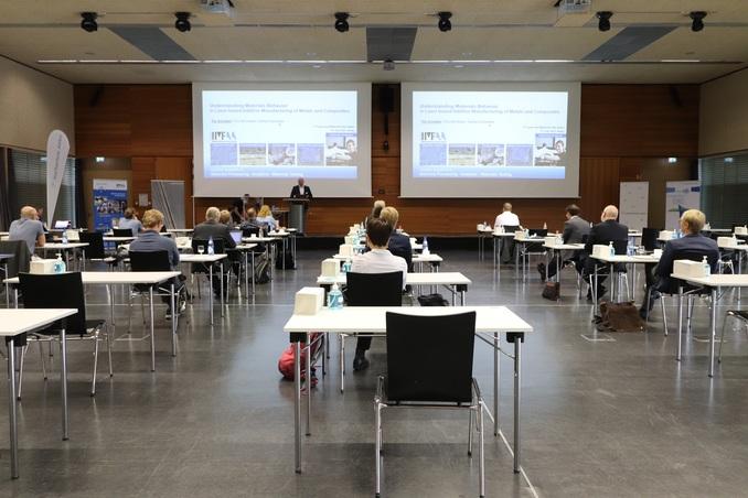 """Erste Tagung """"Laser and Materials Day"""" an der Hochschule Aalen – Zwei Institute besiegeln ihre erfolgreiche Kooperation mit einer ersten gemeinsamen Tagung"""