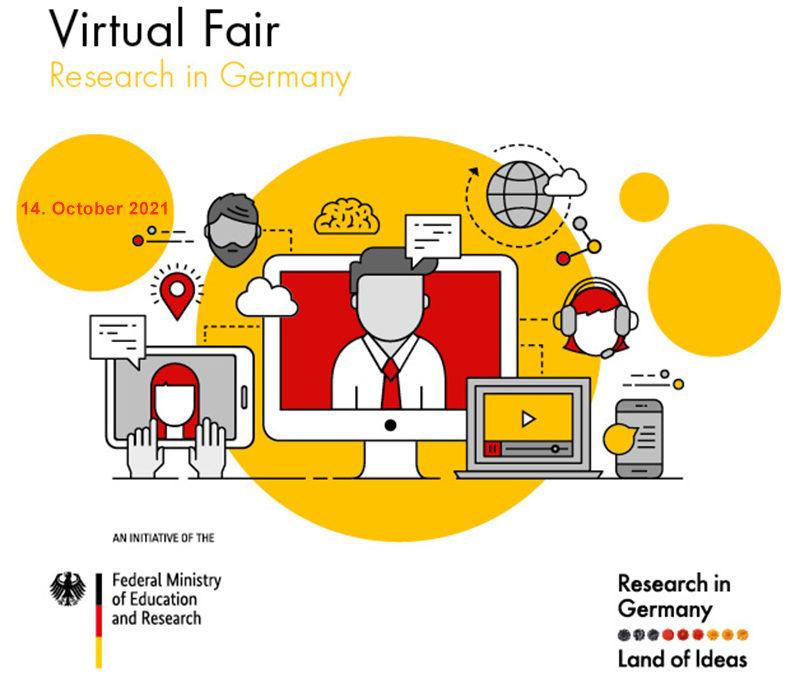 Research in Germany – warum das Forschen an deutschen Hochschulen interessant ist: Hochschule Aalen und SmartPro präsentieren sich auf virtueller Karrieremesse